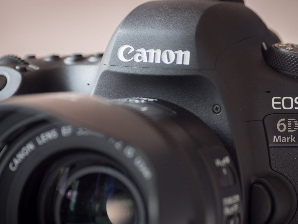 Canon 6DII