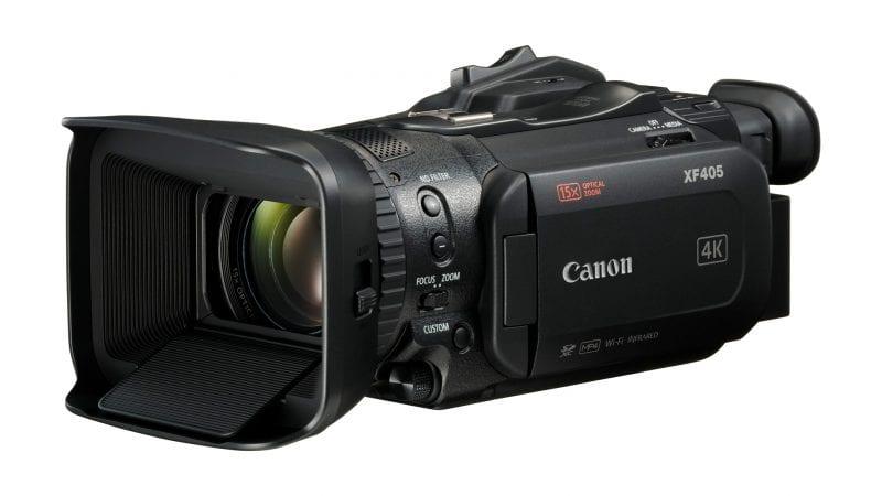 Canon LEGRIA GX10 -videokamera