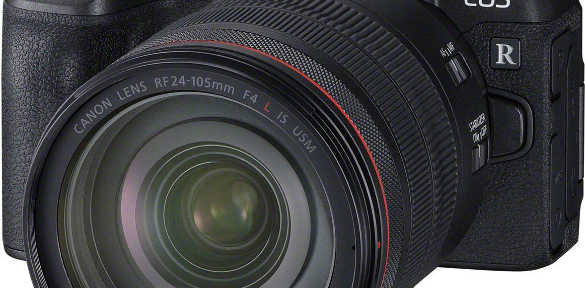 Canonin uusi järjestelmäkamera